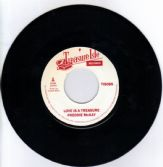 Freddie McKay - Love Is A Treasure / Alton Ellis - I Can't Stand It (Treasure Isle) UK 7""